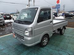 キャリイトラックKCエアコン・パワステ4WD 5MT