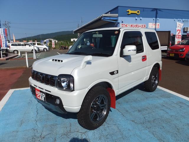 スズキ ランドベンチャーTB 4WD 5MT