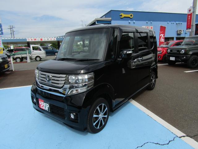 ホンダ N-BOXカスタム G 4WD