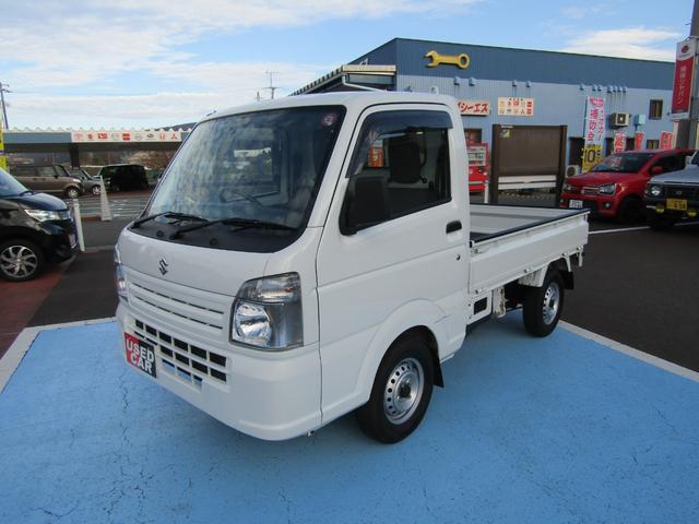 KCエアコン・パワステ 4WD