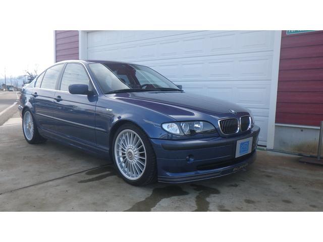 BMWアルピナ S