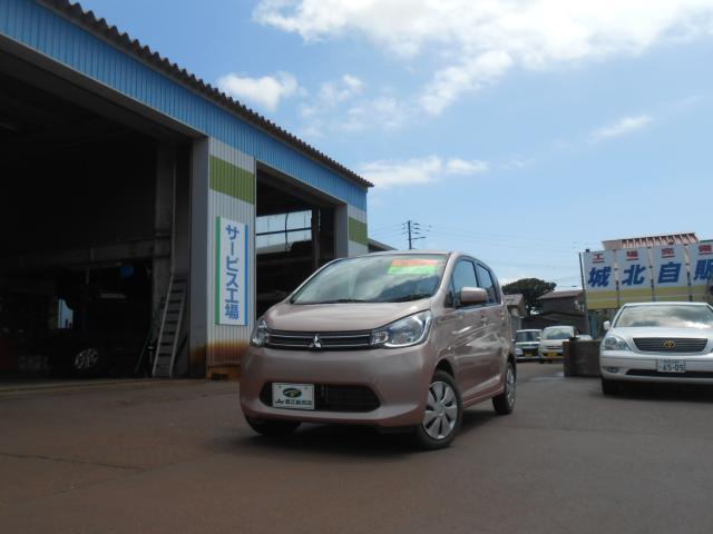 三菱 M 4WD CD ETC 禁煙