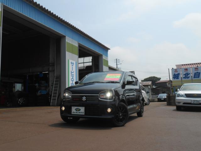 スズキ ベースグレード 4WD HDDナビTV Bカメラ ETC