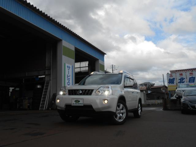 日産 20X 4WD ハイパールーフレール HDDナビTV サンR