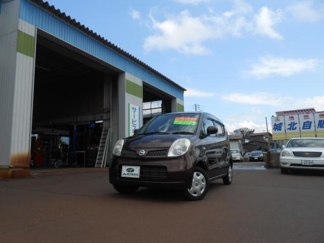 日産 E FOUR 4WD 走行32941キロ インテリキー