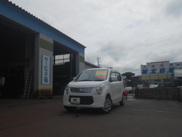 スズキ FX 4WD 5MT 車検令和3年4月 走行7933km