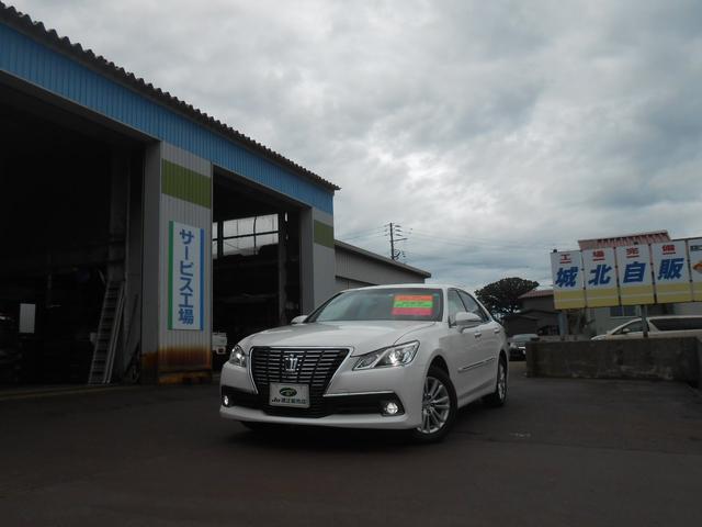 トヨタ クラウン ロイヤルサルーンi-Four 禁煙 純正マルチ クルコン ETC 走行37100km