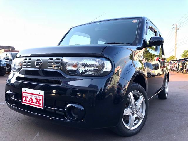 日産 15X FOUR インディゴ+プラズマ 4WD
