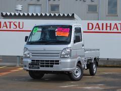 キャリイトラックKCエアコン・パワステ 4WD 届出済未使用車 5速MT
