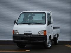 サンバートラックTB 4WD 5速マニュアル エアコン付き