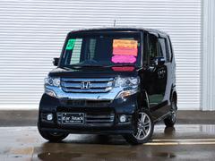 N BOXカスタムG・Lパッケージ 4WD 社外ナビTV エンスタ