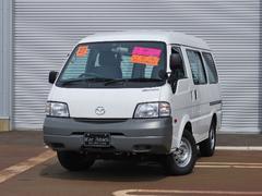 ボンゴバンDX 4WD 5ドア5人乗り 社外ナビ