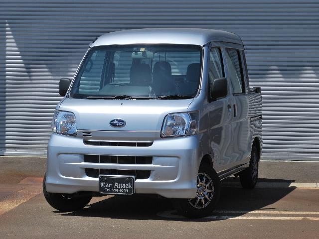 オープンデッキ 4WD 5速マニュアル ワンオーナー車(1枚目)