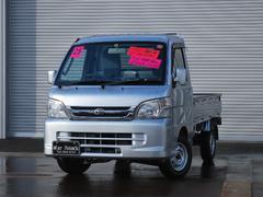 ハイゼットトラックEXT 4WD 5速マニュアル ポータブルナビ ETC
