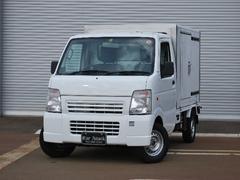 キャリイトラックKC 冷凍冷蔵車 4WD 5速マニュアル
