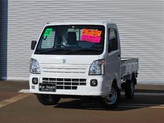 キャリイトラックKCエアコン・パワステ 4WD 5速AGS