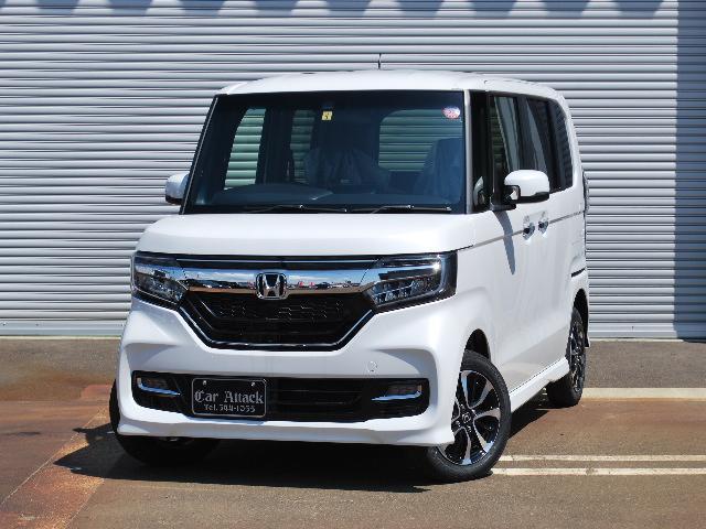 ホンダ G・Lホンダセンシング 4WD 届出済未使用車 新品ナビTV