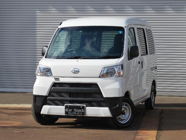 ダイハツ DX SAIII 4WD オートマチック