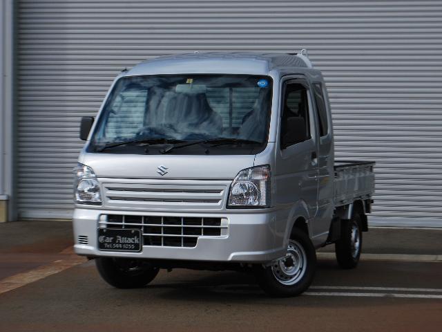 スズキ L 4WD 5速マニュアル スズキセーフティサポート