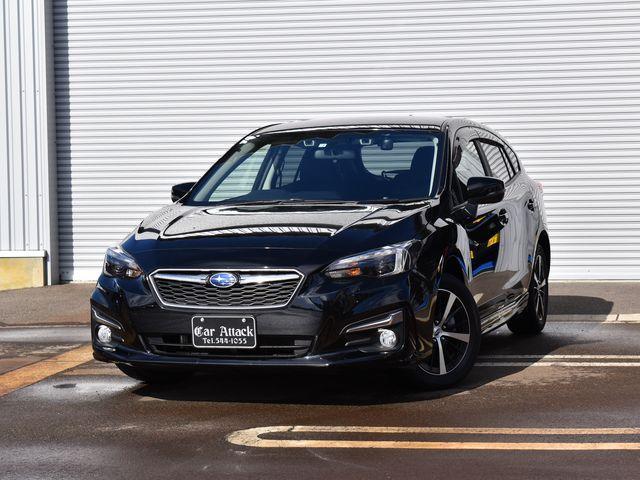 スバル インプレッサスポーツ 1.6i-Lアイサイト Sスタイル 4WD 8インチナビ