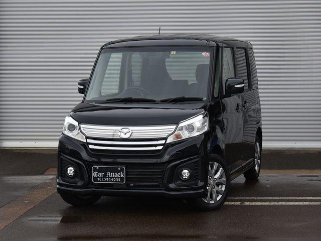 マツダ XG 4WD 社外メモリーナビTV