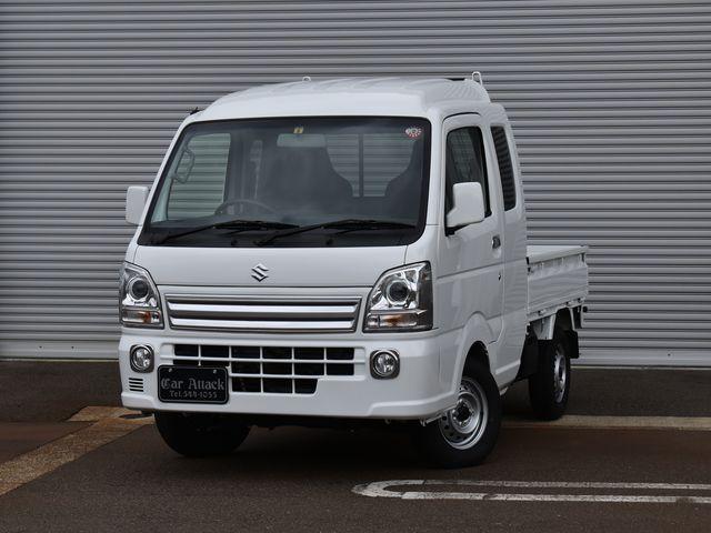 スズキ スーパーキャリイ X 4WD ディスチャージ装着車 5速マニュアル