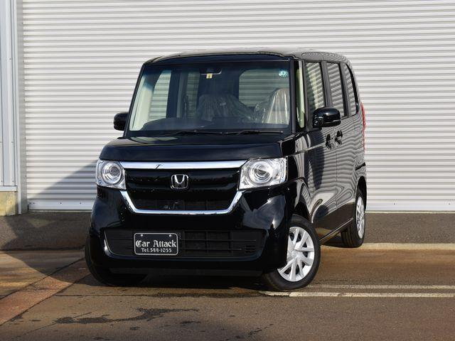 ホンダ N-BOX G・Lホンダセンシング 4WD 届出済未使用車 新品メモリーナビTV バックカメラ 両側パワースライドドア