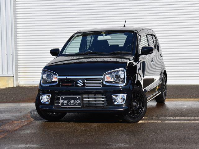 スズキ アルトワークス ベースグレード 4WDターボ 5速マニュアル ワンオーナー車
