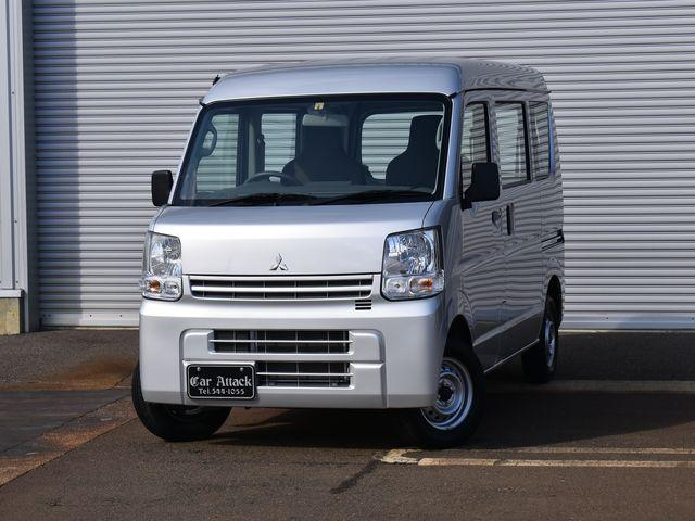 三菱 ミニキャブバン M 4WD 5速オートギヤシフト