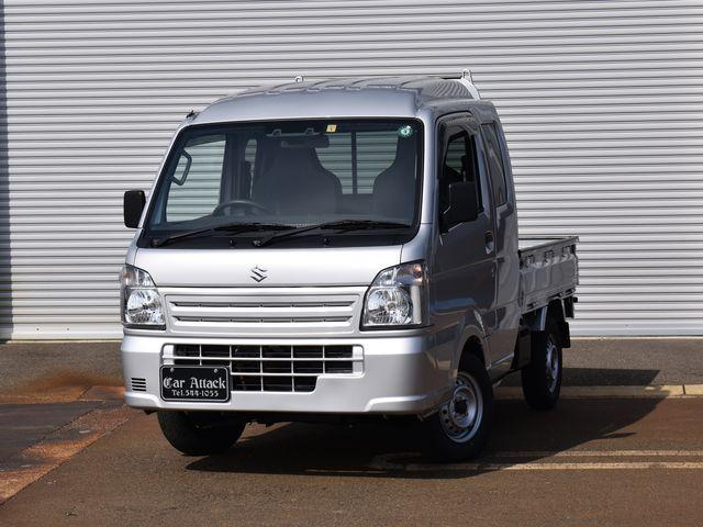 スズキ スーパーキャリイ L 4WD 5速マニュアル スズキセーフティサポート