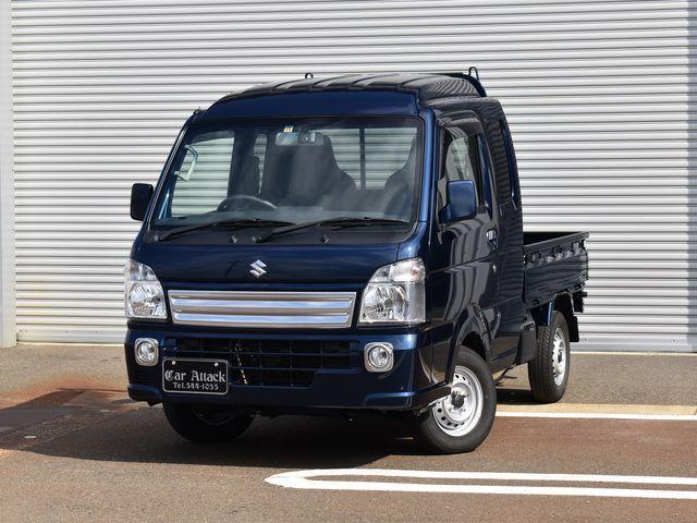 スズキ スーパーキャリイ X 4WD オートマチック 社外ナビTV ドラレコ ワンオーナー車