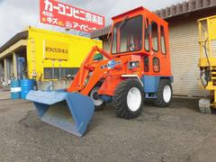日本カワサキ ホイールローダー 25Z2 キャビン ヒーター付き