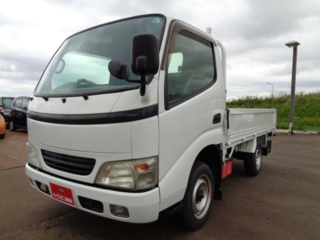 トヨタ 平 4WD 積載1.25t ターボ 荷台9尺 280CM