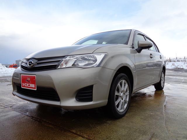 トヨタ 1.5G 4WD ナビ DVD再生 キーレス スタッドレス付