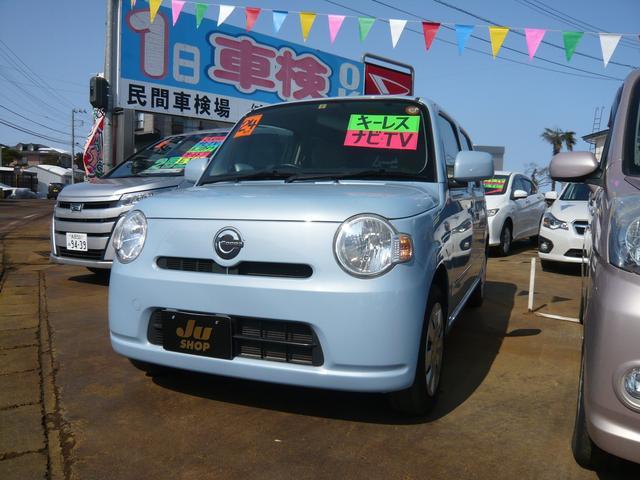 ダイハツ ココアXスペシャル 4WD CD ベンチシート ABS