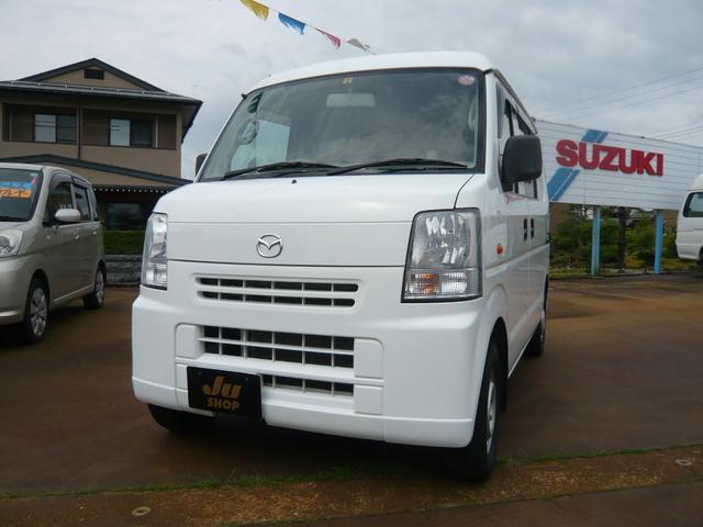 マツダ PA 4WD 5速マニュアル