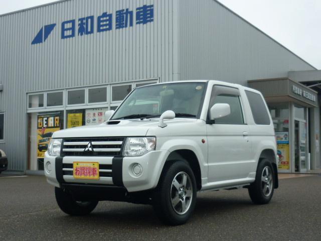 三菱 VR 4WD CD キーレス 冬タイヤ&ホイール付き