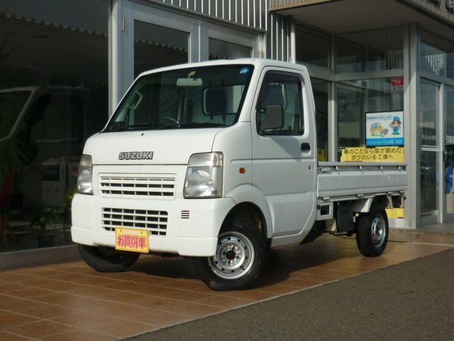 スズキ KCエアコン・パワステ パートタイム4WD 5MT