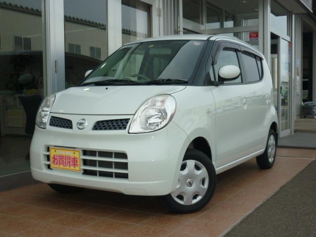 日産 E FOUR 4WD 純正CD スマートキー シートヒーター