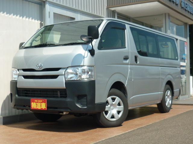 トヨタ ロングDX 4WD AT ナビTV キーレス ETC 5ドア 3(6)人乗り  最大積載1t