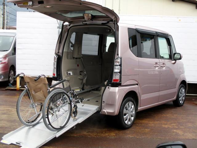 ホンダ 4WD G・Lパッケージ 車いす仕様車 スローパー