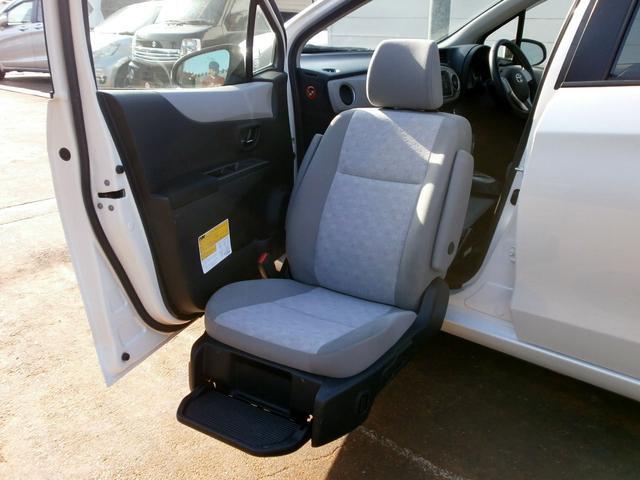 トヨタ 4WD U 助手席リフトアップシート プッシュスタート