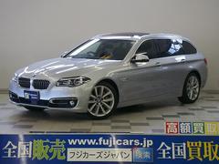 BMW535iツーリングラグジュアリー ACC 車線逸脱 ハーマン