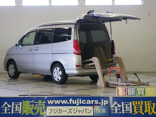 日産 福祉車両 チェアキャブ リフタータイプ 4WD 8ナンバー