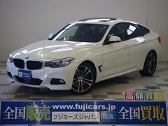 BMW335iグランツーリスモ Mスポーツ サンルーフ 黒革