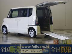 N BOX+福祉車両 G L−PKG車いす仕様車 スロープ 電動ウィンチ