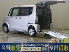 N BOX+福祉車両660G車いす仕様車4WD スロープ 電動ウィンチ