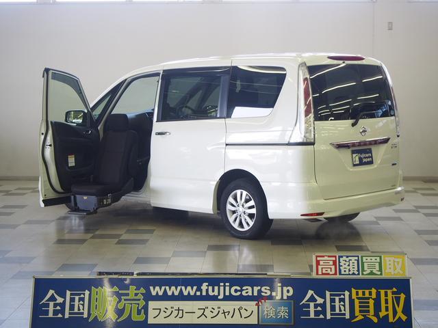 日産 HS VーSL 4WD 福祉車両 Sリフトシート 両側電動