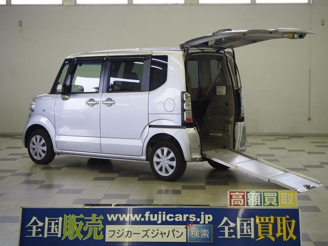 ホンダ G・L-PKG 4WD スローパー 純正ナビ Bモニター