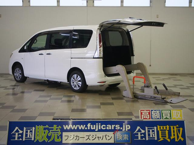 日産 車いす一基 オートステップ Wエアコン クルコン リフター